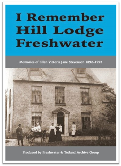 I Remember Hill Lodge